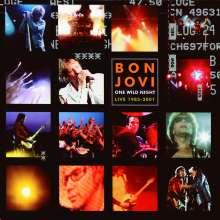 Bon Jovi: One Wild Night (Live), CD