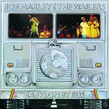 Bob Marley (1945-1981): Babylon By Bus, CD