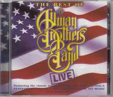 The Allman Brothers Band: Jessica - Live, CD