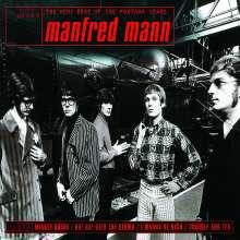 Manfred Mann: The World Of Manfred Mann, CD