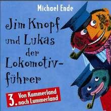 Jim Knopf und Lukas, der Lokomotivführer Teil 3, CD