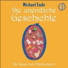 Die unendliche Geschichte Teil 3 - Die Reise zum Elfenbein.., CD