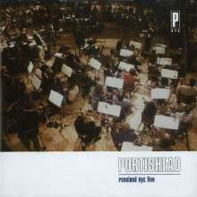 Portishead: Roseland NYC Live, 2 LPs