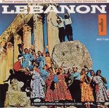 Fairuz: Lebanon: The Baalbek Folk Fest, CD