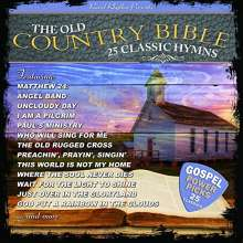 25 Classic Hymns From The Old Country Bible / Var: 25 Classic Hymns From The Old Country Bible / Var, CD