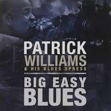 Patrick Williams (geb. 1939): Big Easy Blues, CD