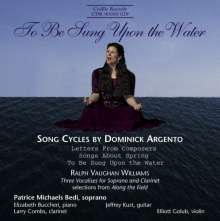 Dominick Argento (1927-2019): Song Cycles, CD