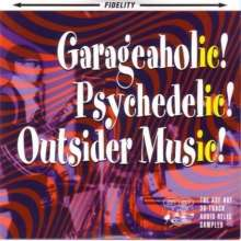Various Artists: Garageaholic, Psychedel, CD