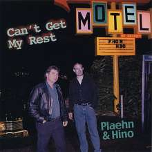 Plaehn & Hino: Can't Get My Rest, CD