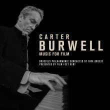 Filmmusik: Carter Burwell: Music for Film, CD