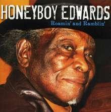 David 'Honeyboy' Edwards: Roamin & Ramblin, CD