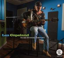 Les Copeland: To Be In Your Company, CD