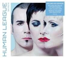 The Human League: Secrets (Deluxe-Edition), 2 CDs
