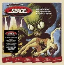 Space: Anthology, 6 CDs