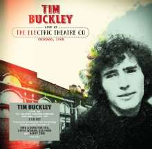 Tim Buckley: Live At The Electric Theatre Company Chicago, 3 - 4 May, 1968, 2 CDs