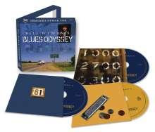 Bill Wyman's Blues Odyssey, 2 CDs und 1 DVD