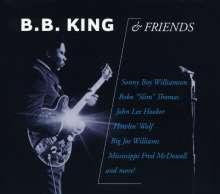 B.B. King: B.B.King & Friends, 2 CDs