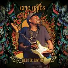 Eric Gales (Bluesrock): God For Sumthin', CD