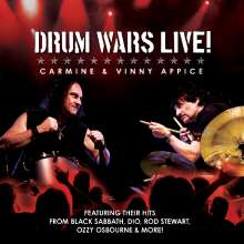 Carmine Appice & Vinny Appice: Drum Wars Live!, CD