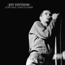 "Joy Division: Love Will Tear Us Apart, Single 12"""