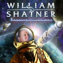 William Shatner: Seeking Major Tom, 2 CDs