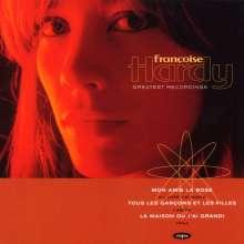 Françoise Hardy: Greatest Recordings, CD