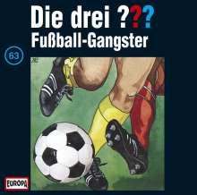 Die drei ??? (Folge 063) - Fußball-Gangster, CD