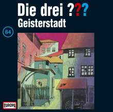 Die drei ??? (Folge 064) - Geisterstadt, CD