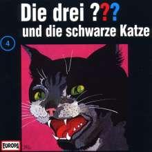 Die drei ??? (Folge 004) und die schwarze Katze, CD