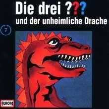 Die drei ??? (Folge 007) und der unheimliche Drache, CD