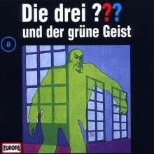 Die drei ??? (Folge 008) und der grüne Geist, CD