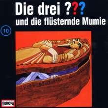 Die drei ??? (Folge 010) und die flüsternde Mumie, CD