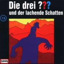 Die drei ??? (Folge 013) und der lachende Schatten, CD