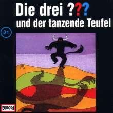 Die drei ??? (Folge 021) und der tanzende Teufel, CD