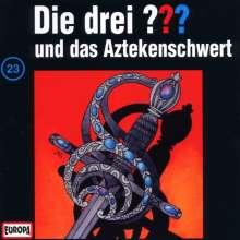Die drei ??? (Folge 023) und das Aztekenschwert, CD