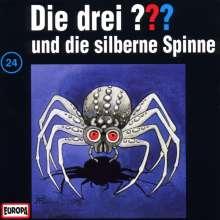 Die drei ??? (Folge 024) und die silberne Spinne, CD