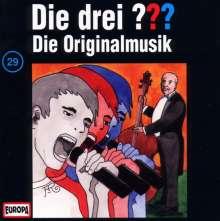 Die drei ??? (Folge 029) - Die Originalmusik, CD