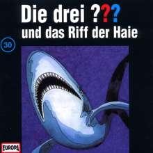 Die drei ??? (Folge 030) und das Riff der Haie, CD