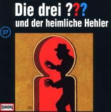 Die drei ??? (Folge 037) und der heimliche Hehler, CD