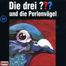 Die drei ??? (Folge 039) und die Perlenvögel, CD