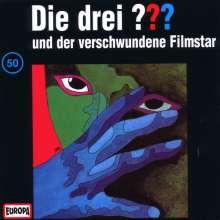 Die drei ??? (Folge 050) und der verschwundene Filmstar, CD
