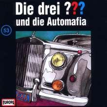 Die drei ??? (Folge 053) und die Automafia, CD