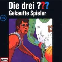 Die drei ??? (Folge 055) - Gekaufte Spieler, CD