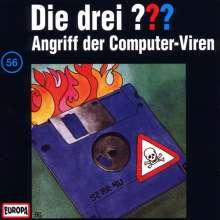 Die drei ??? (Folge 056) - Angriff der Computer-Viren, CD
