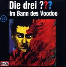 Die drei ??? (Folge 079) - Im Bann des Voodoo, CD
