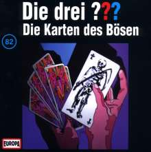 Die drei ??? (Folge 082) - Die Karten des Bösen, CD