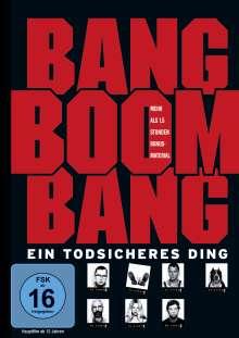 Bang Boom Bang - Ein todsicheres Ding, DVD