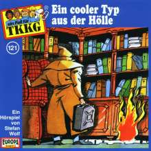 TKKG (Folge 121) - Ein cooler Typ aus der Hölle, CD