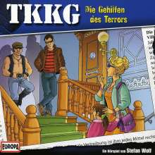 TKKG (Folge 128) - Die Gehilfen des Terrors, CD