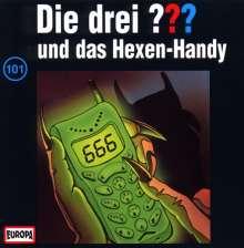 Die drei ??? (Folge 101) - Hexenhandy, CD